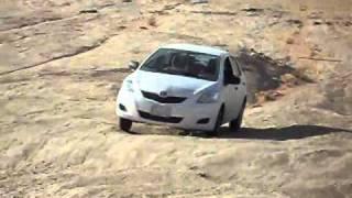 Toyota Yaris Up Hill Part[1] -- Safwan