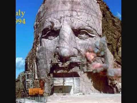 Time Lapse Crazy Horse Monument.wmv