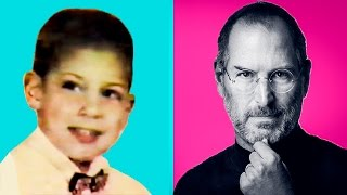 Steve Jobs Tribute | 1 to 56 Years Old