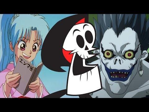Top Ten Grim Reapers