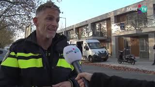 SCHIE TV: Grote anti-ondermijningsactie in Nieuwland