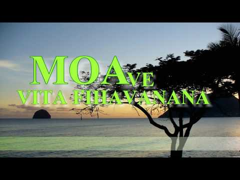 MOA VE VITA FIHAVANANA - Ndriana RAMAMONJY - Karaoke