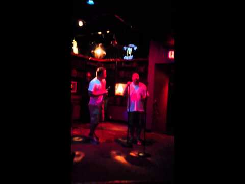 My Girl - Matt and Paul Vann karaoke