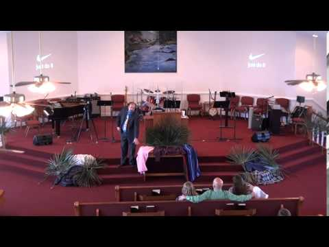 Palm Sunday Sermon- Brother Randy Pennington @ Free Will Chapel Church