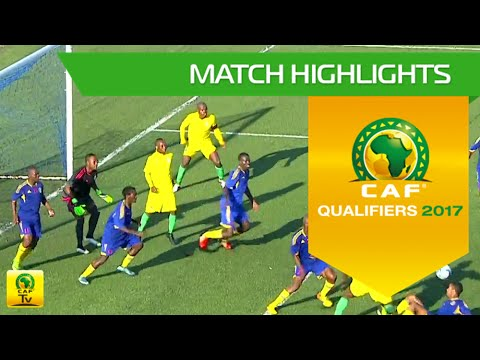 Swaziland vs Zimbabwe | Africa Cup of Nations Qualifiers 2017
