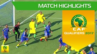 Swaziland vs Zimbabwe   Africa Cup of Nations Qualifiers 2017