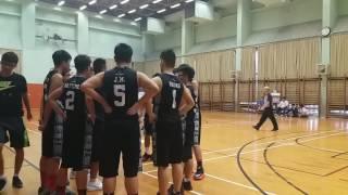 章馥仙vs李炳(2016.11.7.荃離區學界籃球甲組8強