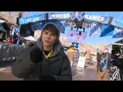 Disney XD Experience: Winter X Games w/ Dylan Everett (Spot 1)