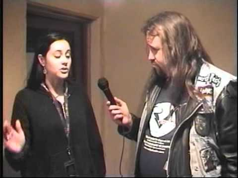 Daffney shoot interview (2002)