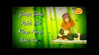 Jaage jaage rahte the khoye khoye Rahte the song WhatsApp status video