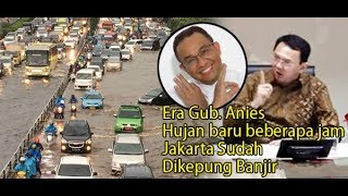 Arsip# Cerdas Ahok Atasi Banjir Jakarta (Kini Tanpa Ahok, Selamat Datang Kembali Banjir)