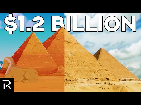 How Much It Costs To Build The Great Pyramid Today