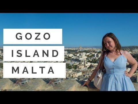 TRAVEL DIARY - GOZO ISLAND, MALTA