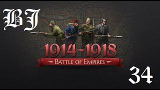 Прохождение Battle Of Empires 1914-1918. Бой у Фла-Ферме (34 эпизод)