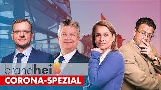 Coronavirus, Neuverschuldung & Wirtschaftshilfen | Brandheiß #25 im Bundestag – mit Corinna Miazga