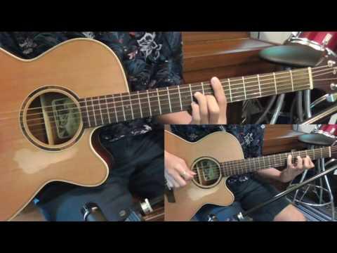 อย่าให้ฉันคิด - ROOM 39 - Chord (คอร์ด) & Solo - Guitar Cover by ริช