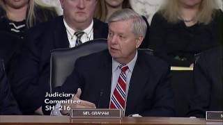 Graham Opening Statement During Gorsuch