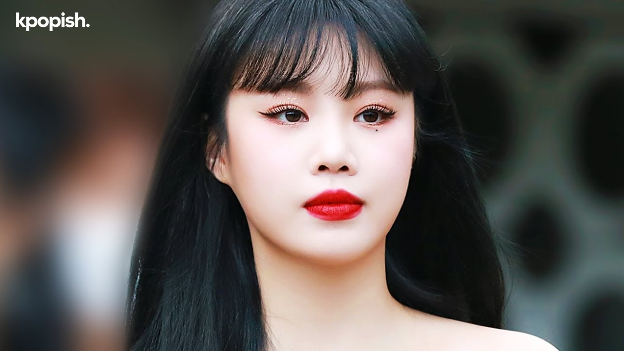 What's going on with (G)I-DLE Soojin?