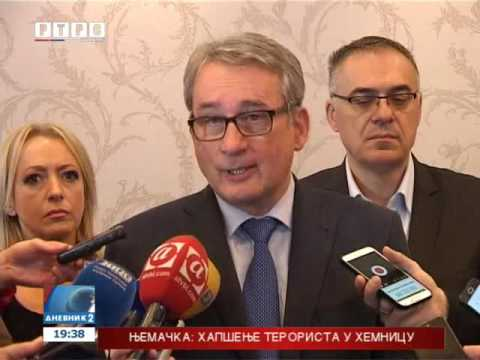 Bosić napušta mjesto predsjedika SDS-a; ostavku podnio i Ognjen Tadić
