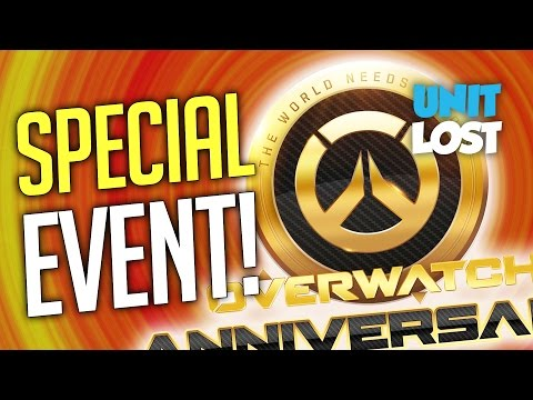 Overwatch Anniversary - SPECIAL EVENT + What To Expect!