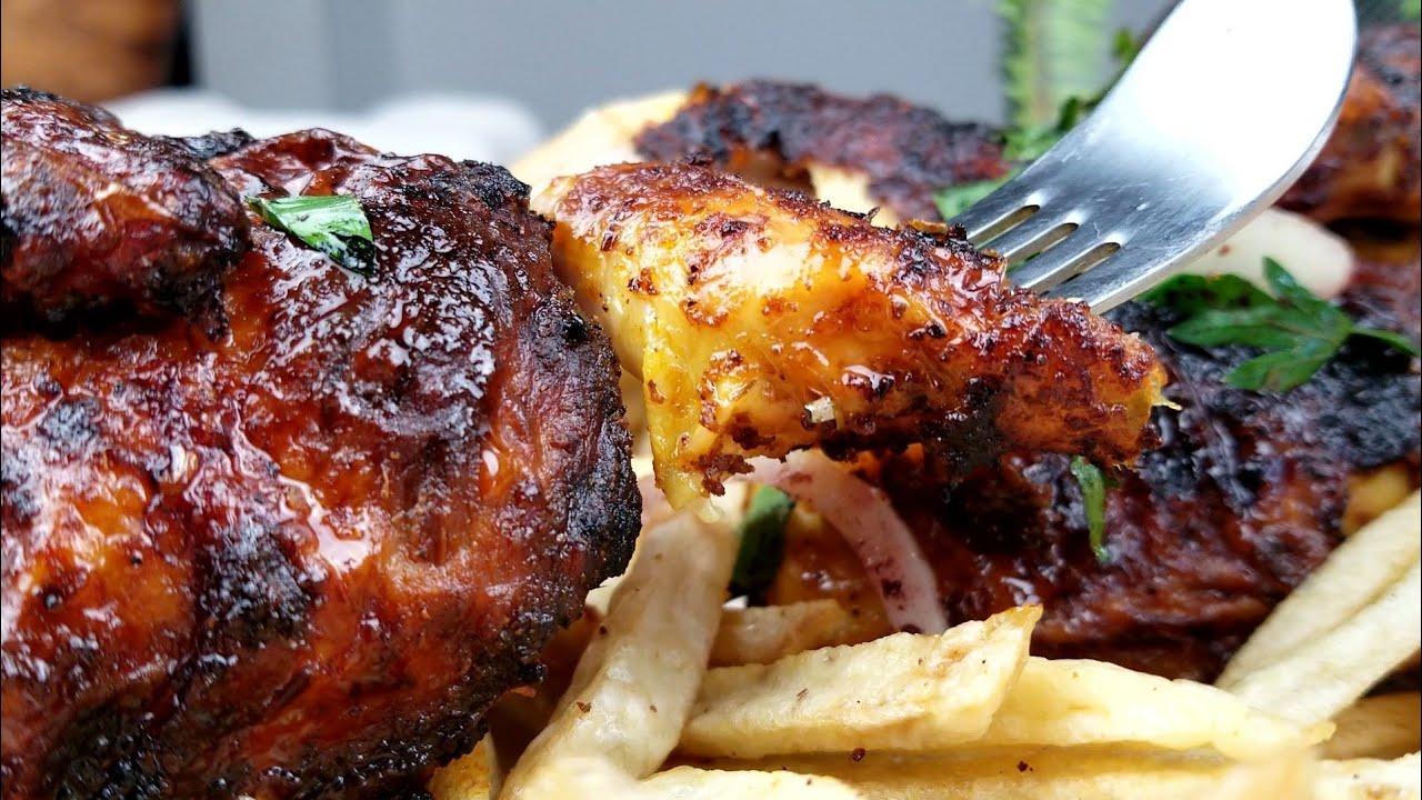 تتبيلة مثالية لدجاج مشوي رهيبة | The ideal marinade for an amazing roasted chicken