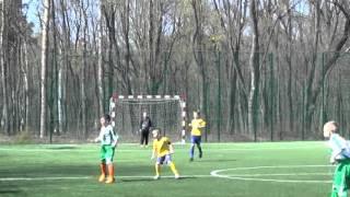 Футбольная школа Харьков 2008 -Новая Водолага 1тайм
