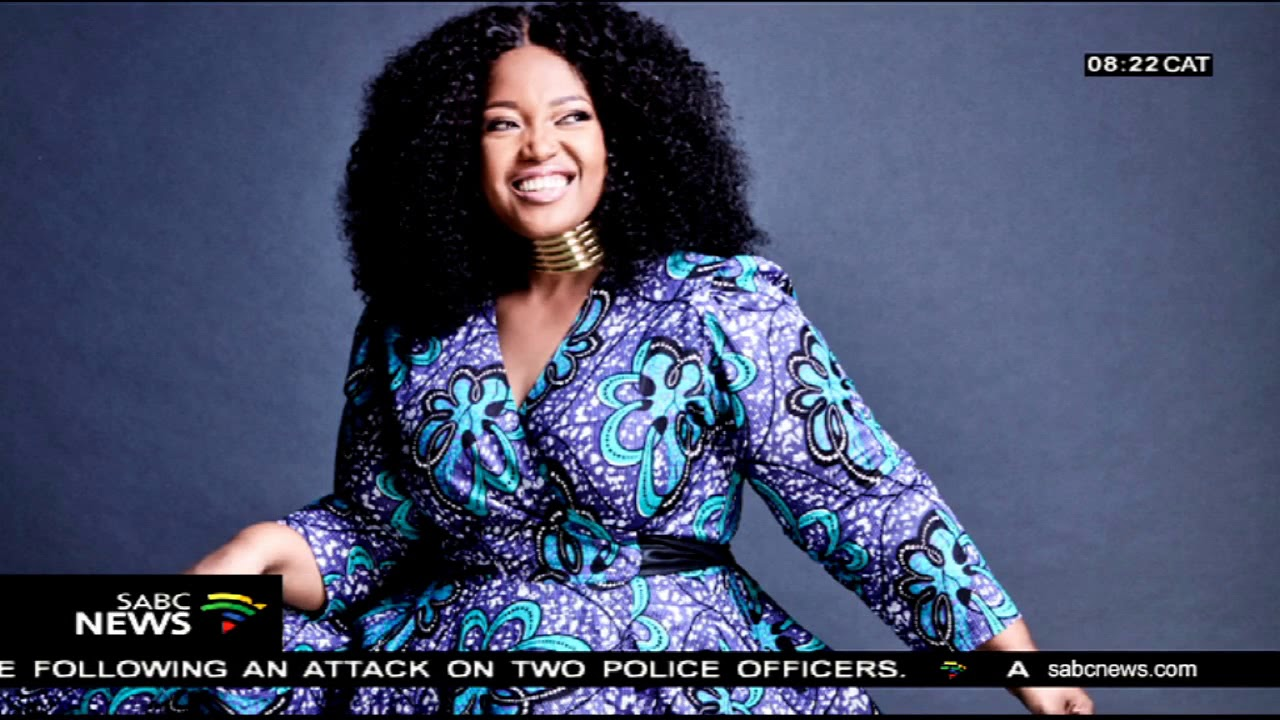 Gospel powerhouse Ntokozo Mbambo on her new album 'Moments in Time'