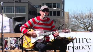 Chris Ballew Rocks out with The Nature Conservancy
