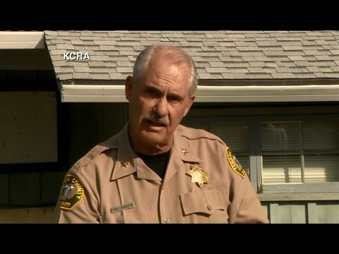 Raw Video: Briefing On Shooting Rampage In Tehama County