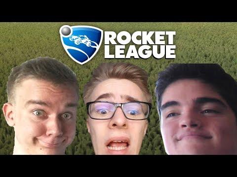 JHZER, MK & Markydooda | Rocket League thumbnail