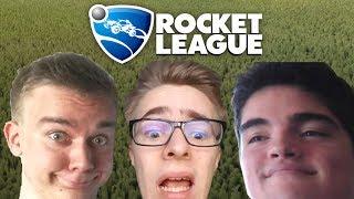 JHZER, MK & Markydooda   Rocket League
