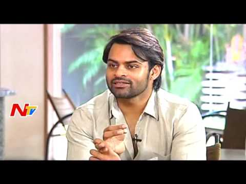 Sai Dharam Tej about Competition between Him and Varun Tej | Exclusive Interview | NTV