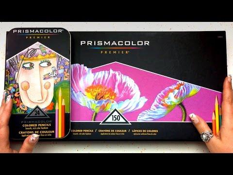 Prismacolor Premier Colored Pencils Review