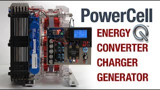 PowerCell Q Energy Converter Charger Generator