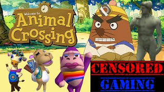 Animal Crossing (Series) Censorship - Censored Gaming