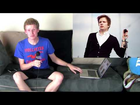 Patrick Stump Had A Baby *SURPRISE* Fall Out Boy Interview 2014