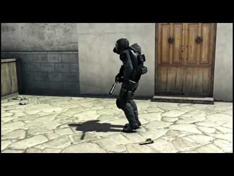 Video vui về các nhân vật đột kick ( Delta head shot SAS in CROSS FIRE  )