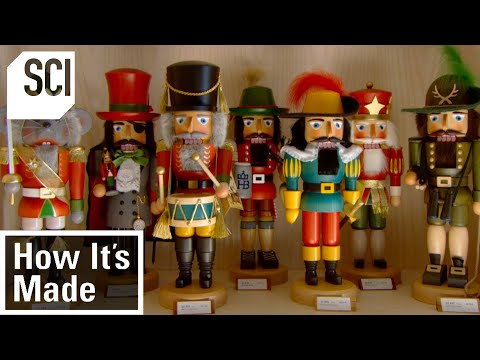 How It's Made: Nutcrackers