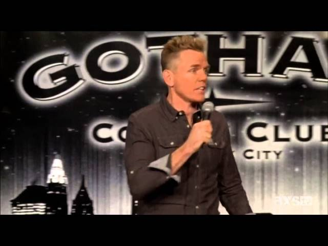 Download Christopher Titus - Stand Up Comedy - Live Gotham Comedy Club