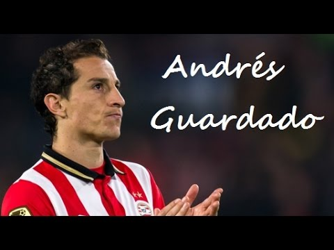 Andrés Guardado ►Mexican Genius ● 2015-2016 ● ᴴᴰ