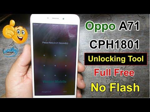 Oppo Cph1801 Pattern Lock