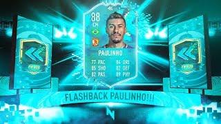 INSANE 88 RATED FLASHBACK PAULINHO SBC! - FIFA 20 Ultimate Team