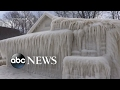 Midwest hammered by winter storm