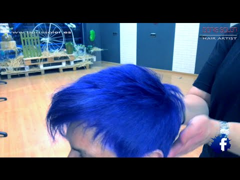 Como Poner El Pelo Azul - Pro