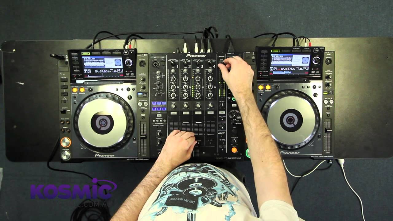 How To Setup Your Dj Equipment Youtube
