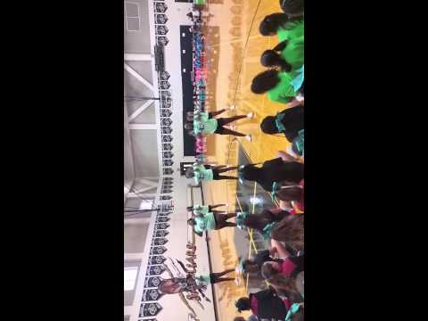 Missouri City Middle School First Cheer Performanc