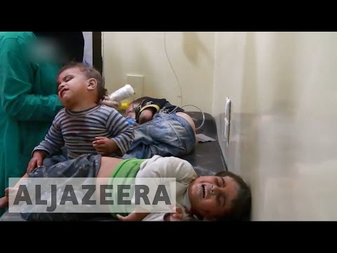 Syria: Air raid hits aid convoy as ceasefire ends