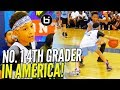 Marcus Johnson NO. 1 4th Grader DOMINATES OLDER Competition at NEO Elite Camp!