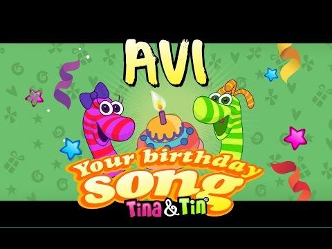 Tina & Tin Happy Birthday AVI