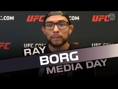 Ray Borg Przed UFC Jacksonville: Miałem Możliwość Trenować, Więc Jestem Dobrze Przygotowany